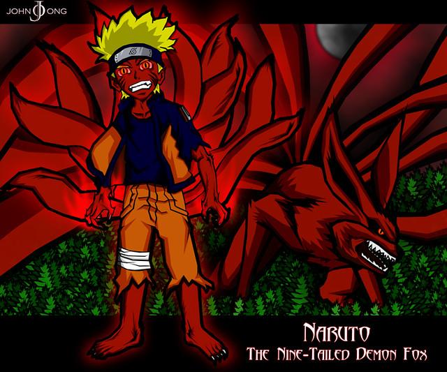 Naruto raposa